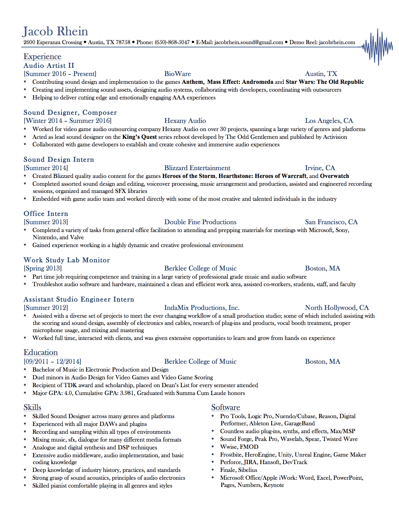 Beautiful Blizzard Resume Ideas Simple Resume Office Templates